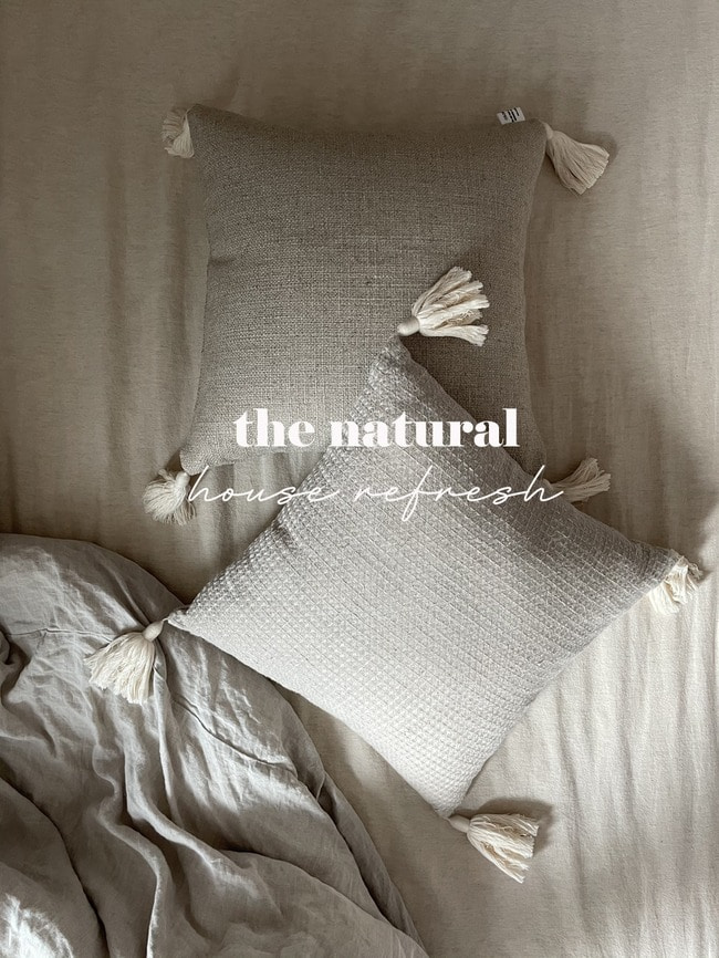 the natural cushion(2c)