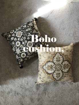 boho cushion(2 pattern)
